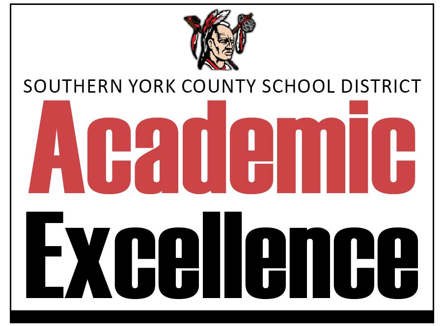 Southern York County School District Releases Elementary School Academic Excellence for the  Fourth Marking Period 2017-2018