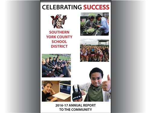 Southern York County School District Publishes Annual Report to the Community