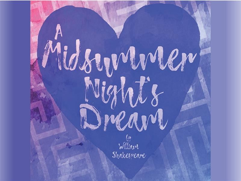Susquehannock Theatre Presents Fall Play, A Midsummer Night's Dream
