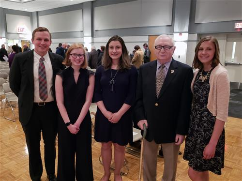 Susquehannock High School Students Place in Holocaust Remembrance Essay Contest