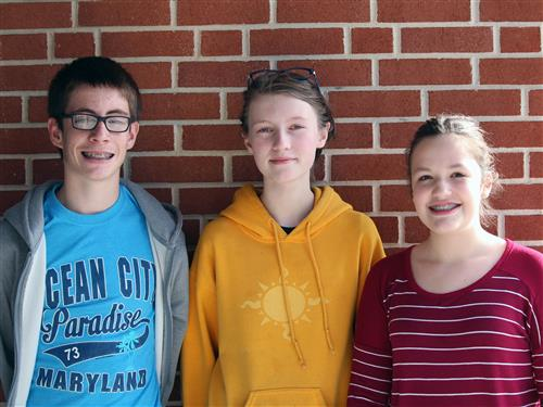 Southern Middle School Students Compete in Geography Bee