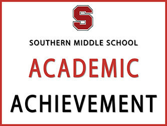 Southern Middle School Releases Honor Roll for the Second Marking Period 2020-21