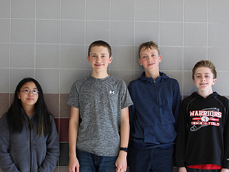Southern Middle School Students Advance to Regional Spelling Bee