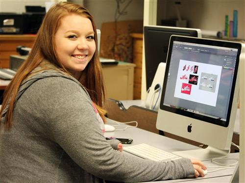 Susquehannock Student Designs Logo for York County Cooperative Job Fair
