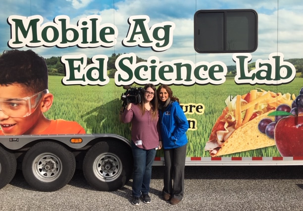 Mobile Ag Ed Science Lab