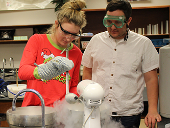 Susquehannock High School Alum Helps With Culinary Chemistry Project